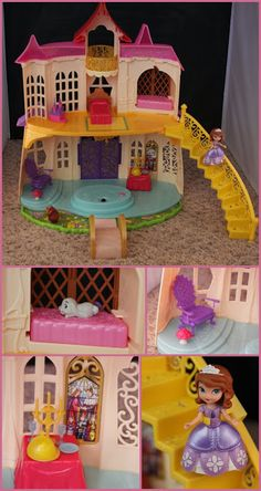 Enter to Win Disney Sofia the First Talking Sofia and Animal Friends and Disney Sofia the First Magical Talking Castle!