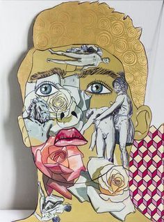 Melanie Roger Gallery represents and exhibits contemporary artists from New Zealand and Australia. Painting Collage, Paintings, Sam Mitchell, Jr Art, Middle School Art, Illustration Art, Illustrations, Contemporary Artists, Art Boards