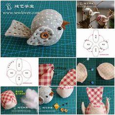 Mini tutos kimmy: moldes para peluches