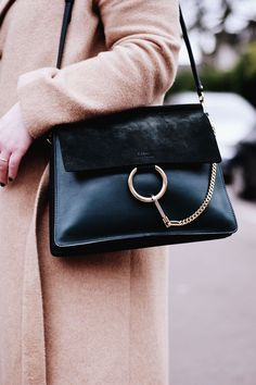Chloe Faye Bag Dark Green