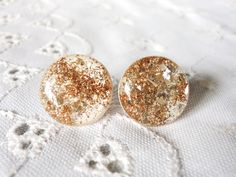 Hey, I found this really awesome Etsy listing at https://www.etsy.com/listing/92086464/white-party-studs-white-glitter-studs
