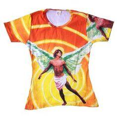 Angel Amor Archangel Religion Full Tattoo T Shirt S M L