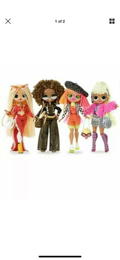 5PCS random selected LOL Surprise Doll Authentic Big sister Gift