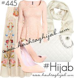 Hashtag Hijab Outfit #445 van hashtaghijab met peplum topsH M peplum top€16-hm.comTemperley London long skirt€1.365-net-a-porter.comVince camuto shoes€82-kurtgeiger.comCHARLES KEITH white handbag€70-charleskeith.comMulberry monogrammed scarve€375-mulberry.com