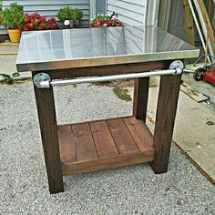 Brilliant DIY Outdoor Furniture Projects 07