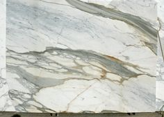 calacatta-gold-select-marble-slab-white-polished-italy - Fox Marble