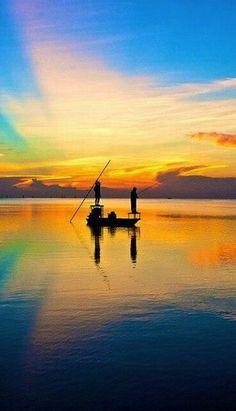 Florida flats #fishing