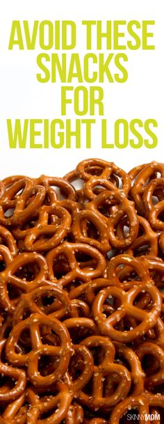 Don't touch these snacks if weight loss is your goal!