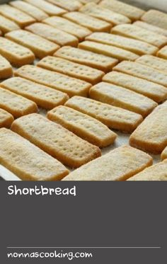 Shortbread |      Try making these easy, buttery biscuits as homemade Christmas presents, with chocolate chips worked into the dough.
