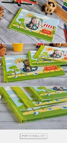 Playground. Fotolibro infantil en 3 formatos para descargar gratis y completar con tus fotos! | Blog - Fábrica de Fotolibros - created via https://pinthemall.net