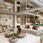 Boasting a glittering client list that includes such boldest of bold-faced names as Madonna, Naomi Campbell and restaurant impresario Richard Caring, London-based interior designer Nicola Fontanella creates ultra-luxe private homes, planes and yachts distinguished equally by their old-school glamour and by rock 'n' roll twists.