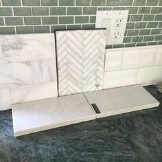taking this kitchen's green granite and glass backsplash out and replacing it with marble and a neutral quartz. Green Granite Kitchen, Green Granite Countertops, Rustic Backsplash, Kitchen Backsplash, Backsplash Ideas, Condo, Kitchen Wall Colors, Green Marble, Kitchen Flooring