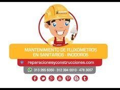 Un fluxómetro o fluxor es un mecanismo de descarga de agua para inodoros, urinarios, sanitarios y grifos de los lavados. Servicio de plomería en Bogotá. Tel.: 313 2656350 - 312 3945510 - 478 3057