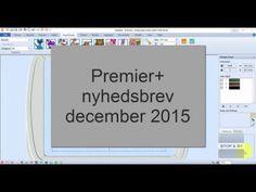 Premier+ nyhedsbrev December 2015 Embroidery Software, December