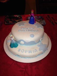 Disney Frozen Cake Toppers Decoration Set Frozen httpwwwamazon