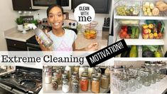 CLEANING MOTIVATION // CLEAN WITH ME 2018 // WEEKEND CLEANING ROUTINE //...