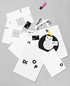 DIOP on Behance