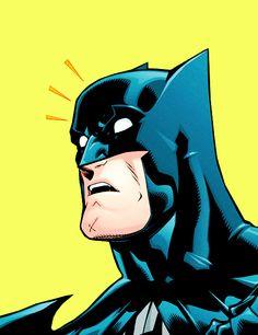 lyrafay: Did I leave the oven on bat-?!
