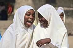 Tanzanian Smiles I Photo by Inneres Auge -- National Geographic Your Shot