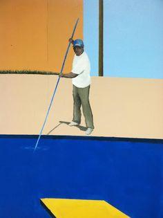 No Splash (detail) Ramiro Gomez