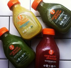 The healthiest snacks in unfamiliar hoods: Organic Avenue in the Upper East Side