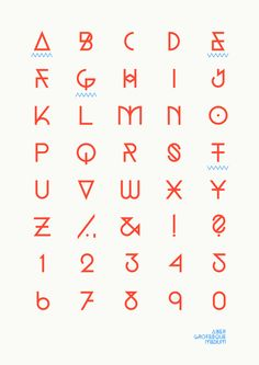 Typography / Grotesque on Behance — Designspiration