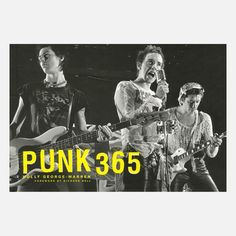 Holly George-Warren: Punk 365, at 35% off!