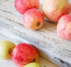 Hämmentäjä: Omenat. Apples.