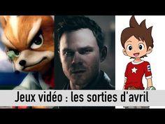 Quantum Break, StarFox Zero, Yokai Watch : les sorties gaming d'avril