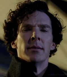The moment when Sherlock realizes what he has to do.