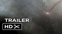Godzilla TRAILER 1 (2014)