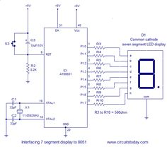 34 best 8051 images on pinterest electronics projects bricolage rh pinterest com