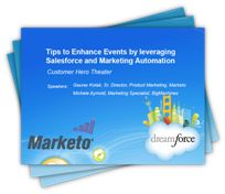 Tips to Enhance Events  by Leveraging Salesforce & Marketing Automation
