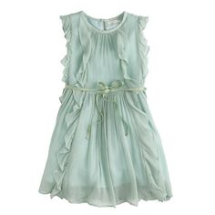 Suuuuuuuuch a cute flower girl dress from J. Crew. On sale!