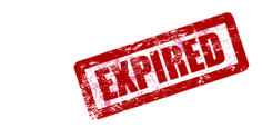 What happens to expired food?