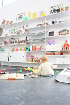 Kids Wall Storage   ma deco comme les grands