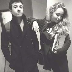 Sabrina Carpenter and Bradley Steven perry!!! BF AND GF!!!! CUTEST COUPLE EVER