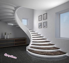 modern staircase design ideas for home interior designs and living room decor ideas 2020 wooden stair designs, modern staircase design, living room stairs, i. Staircase Railing Design, Home Stairs Design, Interior Staircase, Stairs Architecture, Modern House Design, Home Interior Design, Architecture Design, Stair Design, Staircase Ideas