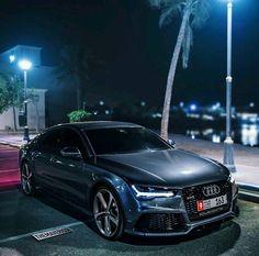 Audi Rs7 sport back