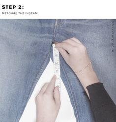 Find out how to cut jeans into shorts in five simple steps. We promise this will be the easiest DIY ever.