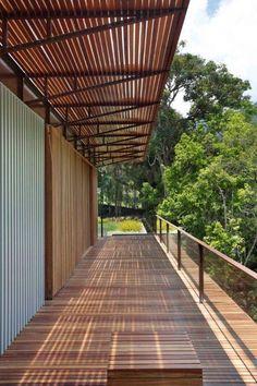 marquise madeira - House in Itaipava / Cadas Arquitetura
