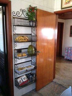 home architectural designs Kitchen Room Design, Kitchen Dinning, Home Room Design, Home Decor Kitchen, Kitchen Interior, Diy Home Decor, Kitchen Organisation, Diy Kitchen Storage, Wrought Iron Decor