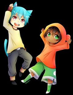 Amazing World Of Gumball. (Anime version)