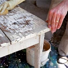 We've moved the content on a dedicated host - Wait a sec for the informations to update. Before you begin even the simplest of projects, you'll need some basic tools. Handmade Furniture, Vintage Furniture, Painted Furniture, Cheap Furniture Stores, Woodworking Bed, Popular Woodworking, Tips & Tricks, Home Staging, Furniture Makeover