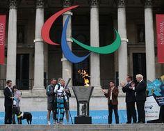 Flame Festival lights up Trafalgar Square