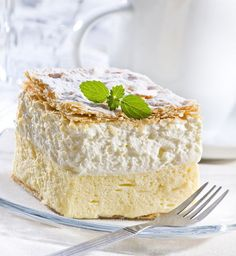 Slovenian-Cream-Cake Recipe - RecipeChart.com