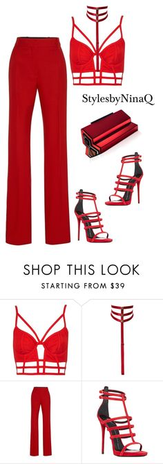 """Untitled #588"" by nina-quaranta ❤ liked on Polyvore featuring Topshop, Jonathan Saunders, Giuseppe Zanotti and Rauwolf"