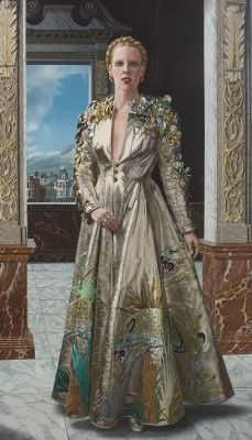 Fashion inspired by art: carel