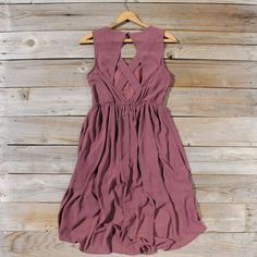 Fall in Vancouver Dress, Sweet Party & Bridesmiad Dresses from Spool 72.   Spool No.72