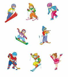 Art For Kids, Crafts For Kids, Hockey Pictures, Soccer Photography, Nursing Research, Luge, English Fun, Sports Art, Sports Humor